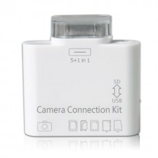 iPad Card Reader και Camera Connection Kit 6 σε 1
