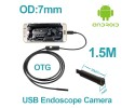 Αδιάβροχη Κάμερα Ενδοσκόπιο OTG Για Κινητά Android 2m
