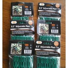 Δεματικά Κήπου - Πράσινα Πλαστικά 22cm