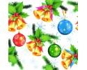 20 Χαρτοπετσέτες Χριστουγέννων Lindy Σχέδιο 2