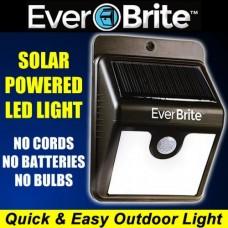 Ηλιακό Φωτιστικό με Ανιχνευτή Κίνησης Ever Brite