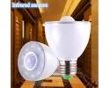 Λάμπα LED με ανιχνευτή κίνησης Ε27 3W 230V 3000k