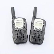 Ασύρματοι Ράδιο-Πομποί Walkie Talkie 3 Km