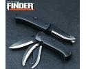 Tactical Σουγιάς 3πλή Λεπίδα Finder