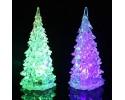Διακοσμητικό Δέντρο Χριστουγέννων με Led 12cm