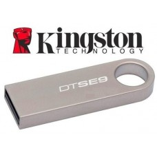 USB stick Kingston 4GB DTSE9 Ασημί
